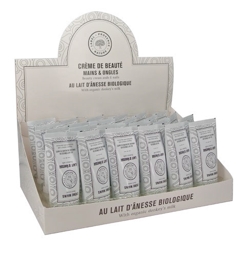 display creme lait d'anesse
